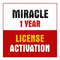 1year activation miracle box with miracle key dongle