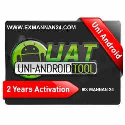 UNI ANDROID TOOL ACTIVATION - 2 YEARS (PROMO OFFER TILL 31 JAN 2019)