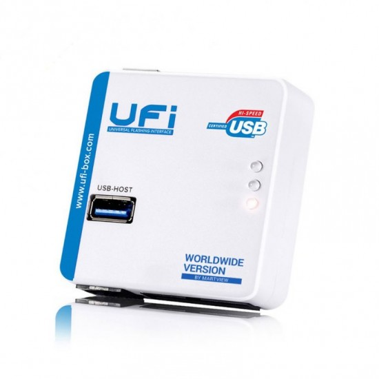 UFI Box / Dongle 10 Credit - Pack