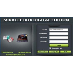 MIRACLE BOX DIGITAL Activation